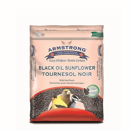 Nourriture oiseaux: tournesol noir 3.63 kg