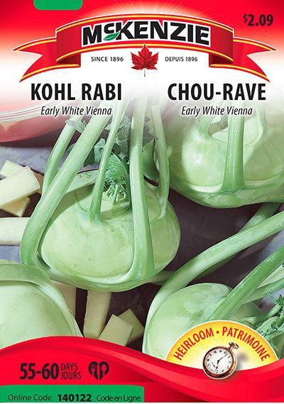 Semences Chou-Rave