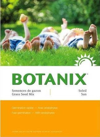 Semences à gazon germination rapide Botanix 1Kg