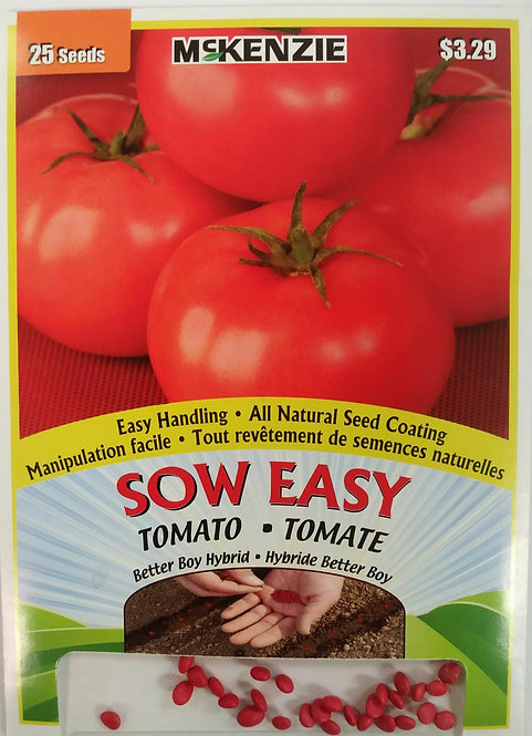 Semences Tomate Sow Easy Mckenzie