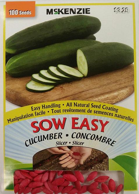 Semences Concombre Sow Easy Mckenzie