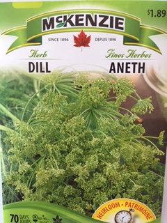 Semences Fines Herbes Annuelle Mckenzie