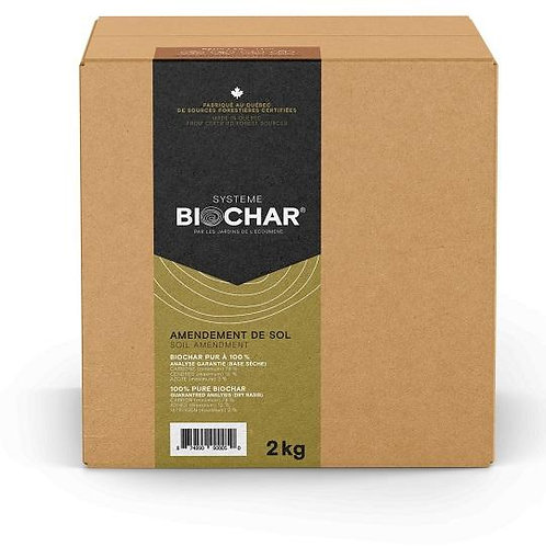 Biochar 2 kg