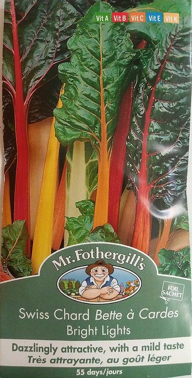 Semences Bette à Cardes Mr. Forthergill's