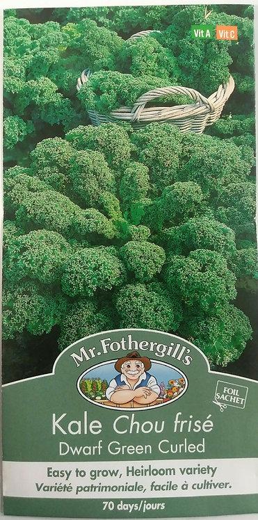 Semences Chou Frisé (Kale)Mr. Forthergill's