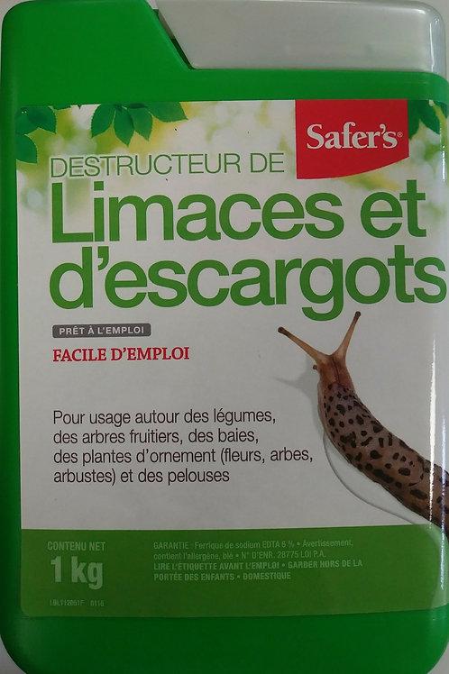 Destructeur de limaces et escargots 1K