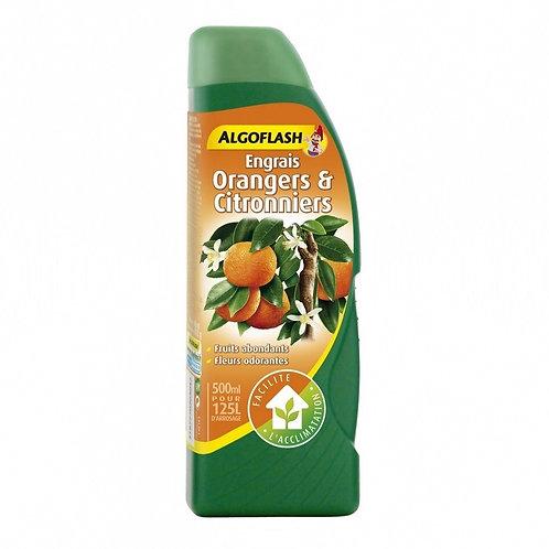 Algoflash engrais oranger et citronnier