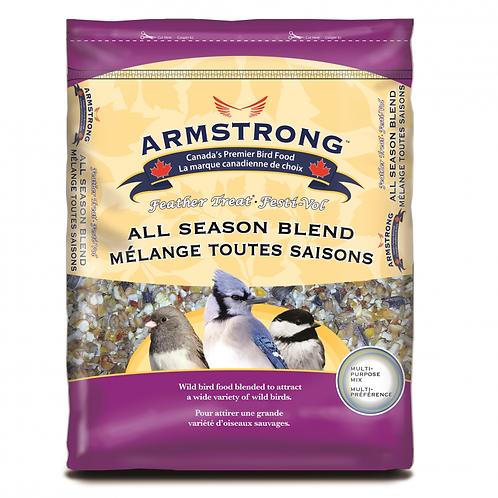 Nourriture oiseaux: mélange toutes saisons 3.18 kg