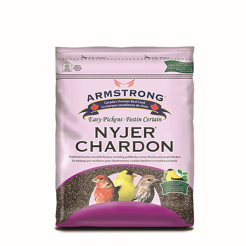 Nourriture oiseaux: chardon 1.8 kg