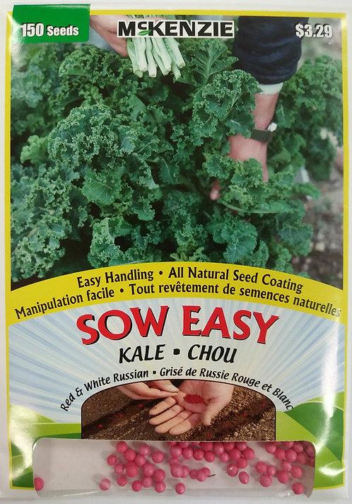 Semences Chou (kale) Sow Easy Mckenzie