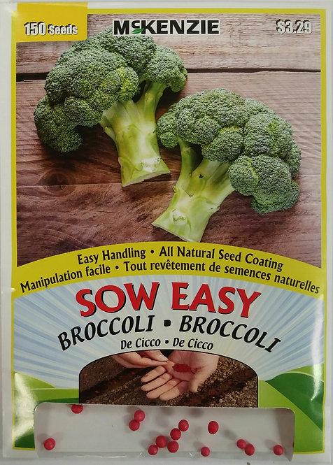 Semences Brocoli Sow Easy Mckenzie
