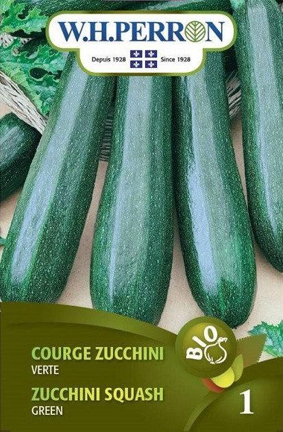 Swemences Courge Zucchini W.H.Perron
