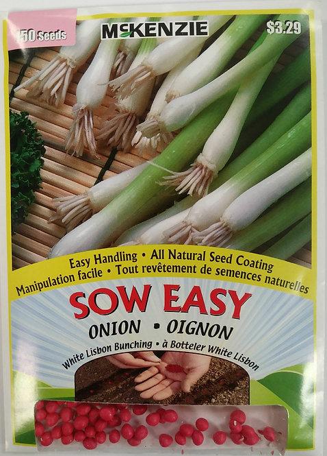 Semences Oignon à Botteler Sow Easy Mckenzie