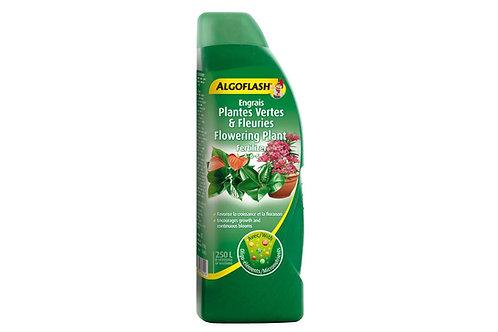 Algoflash engrais plantes vertes et fleuries