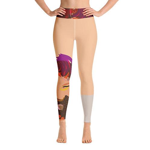 Yoga Leggings, Woman