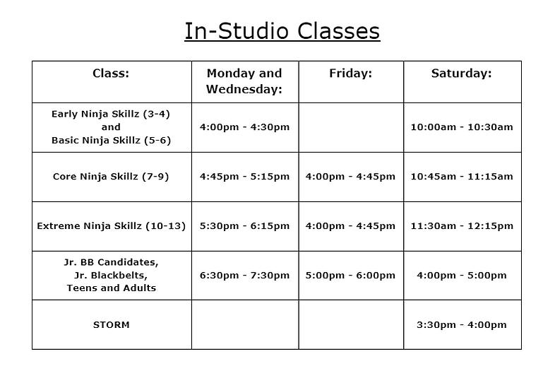 Class Schedule Studio as of 4.2021.PNG