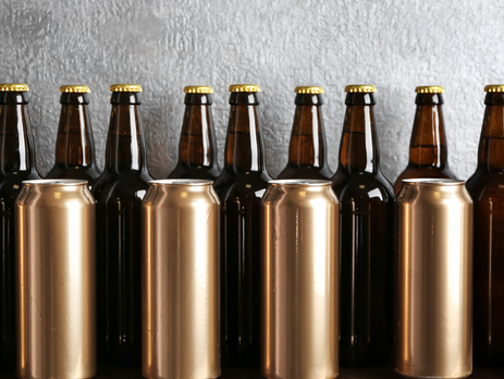 Sustainability part 2: 99 bottles of beer on the wall. Or should they be cans?
