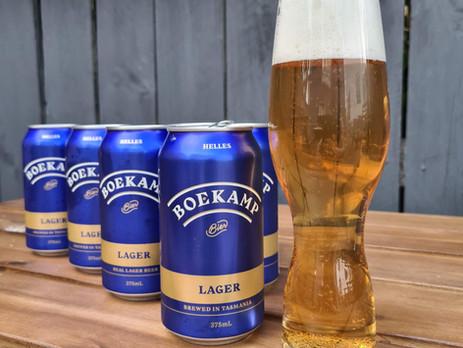Boekamp Bier - Pale Helles Lager