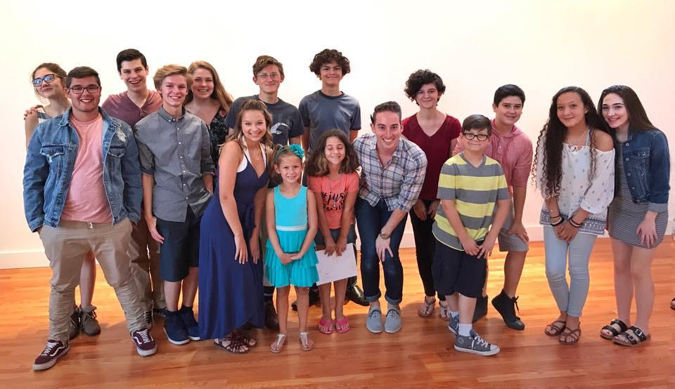 Casting Director workshop with Kevin Metzger-Timson