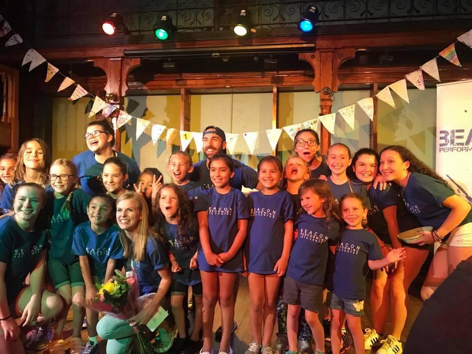 Musical Theatre Summer Camp 2017