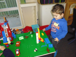 Duplo Table