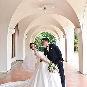 亞都麗緻迎娶 晶華園外園午宴 Elos & Alan