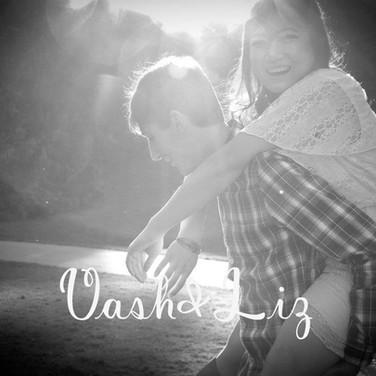 Liz & Vash From San Francisco