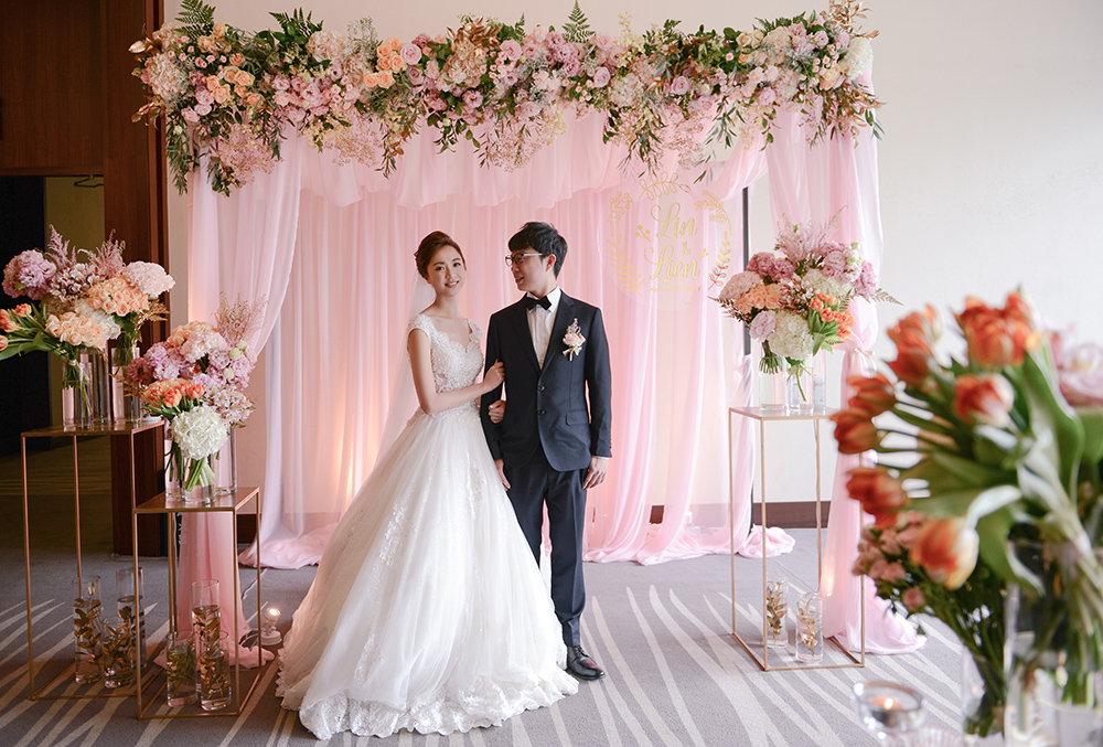 台灣婚禮紀錄 單儀式或單宴客Wedding Service