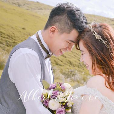 Yvonne&Albert from Taipei