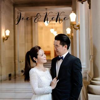 舊金山海外婚紗 Keke & Joe