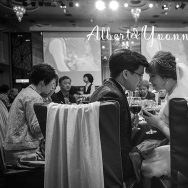Yvonne&Albert 台北徐州路二號婚禮