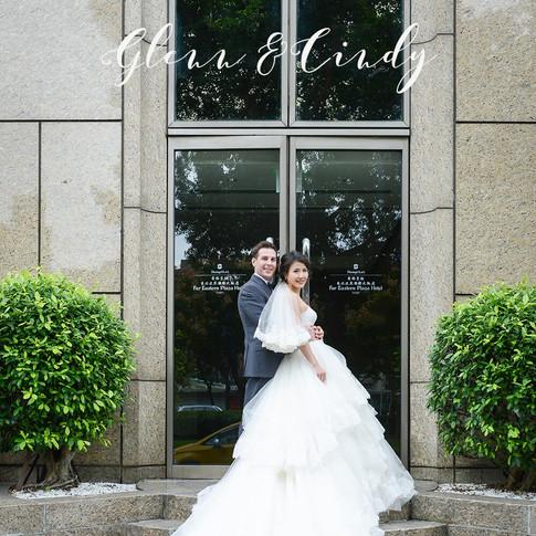 Glenn&Cindy 遠東香格里拉婚禮