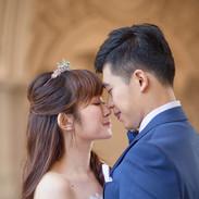 舊金山海外婚紗 Philip & Aurora
