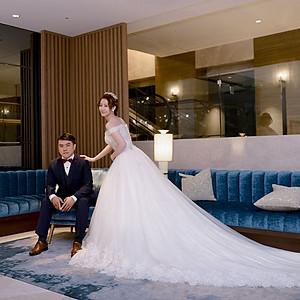 台北凱達大飯店 Jeff&Shanti