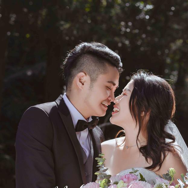 Mike & Niki 美式婚紗