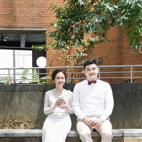 顯學律恩婚紗攝影