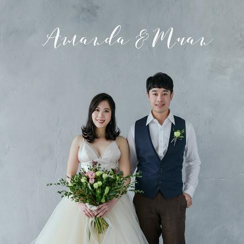 Muan&Amanda from Taipei