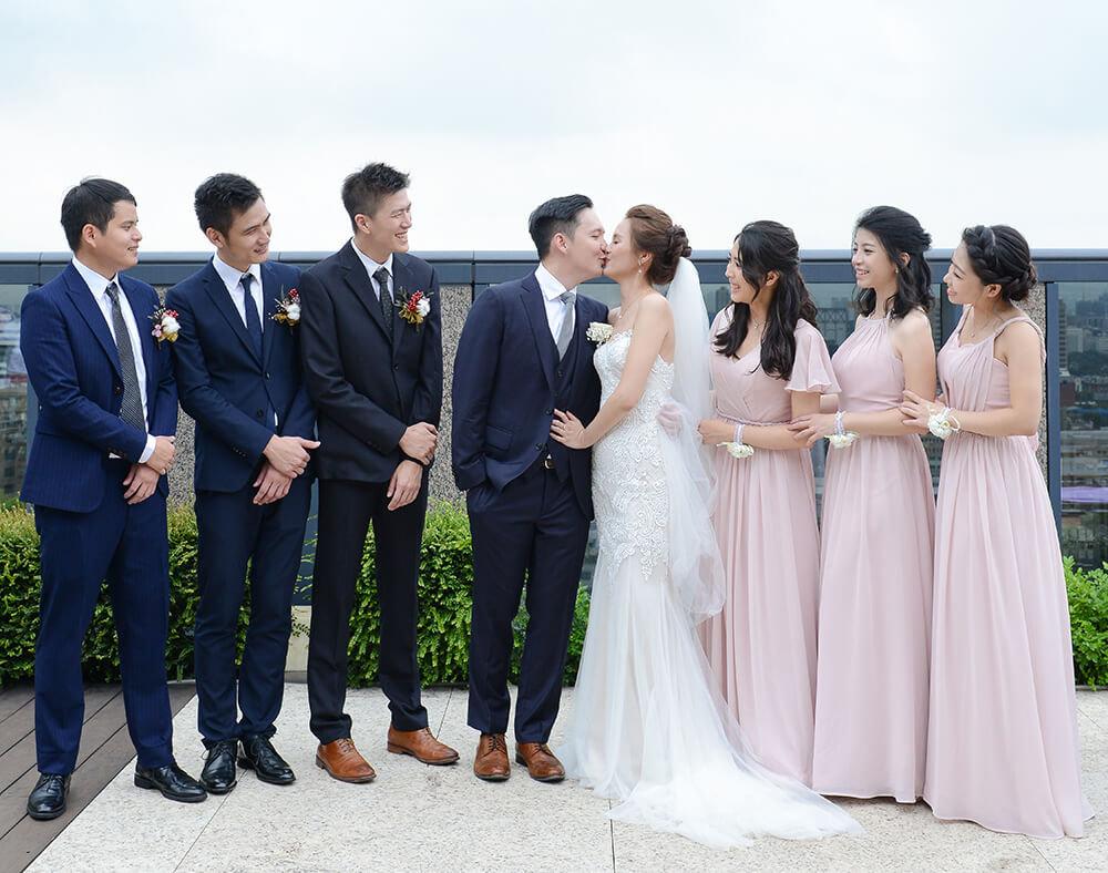 台灣婚禮紀錄 雙儀式午宴Wedding Service