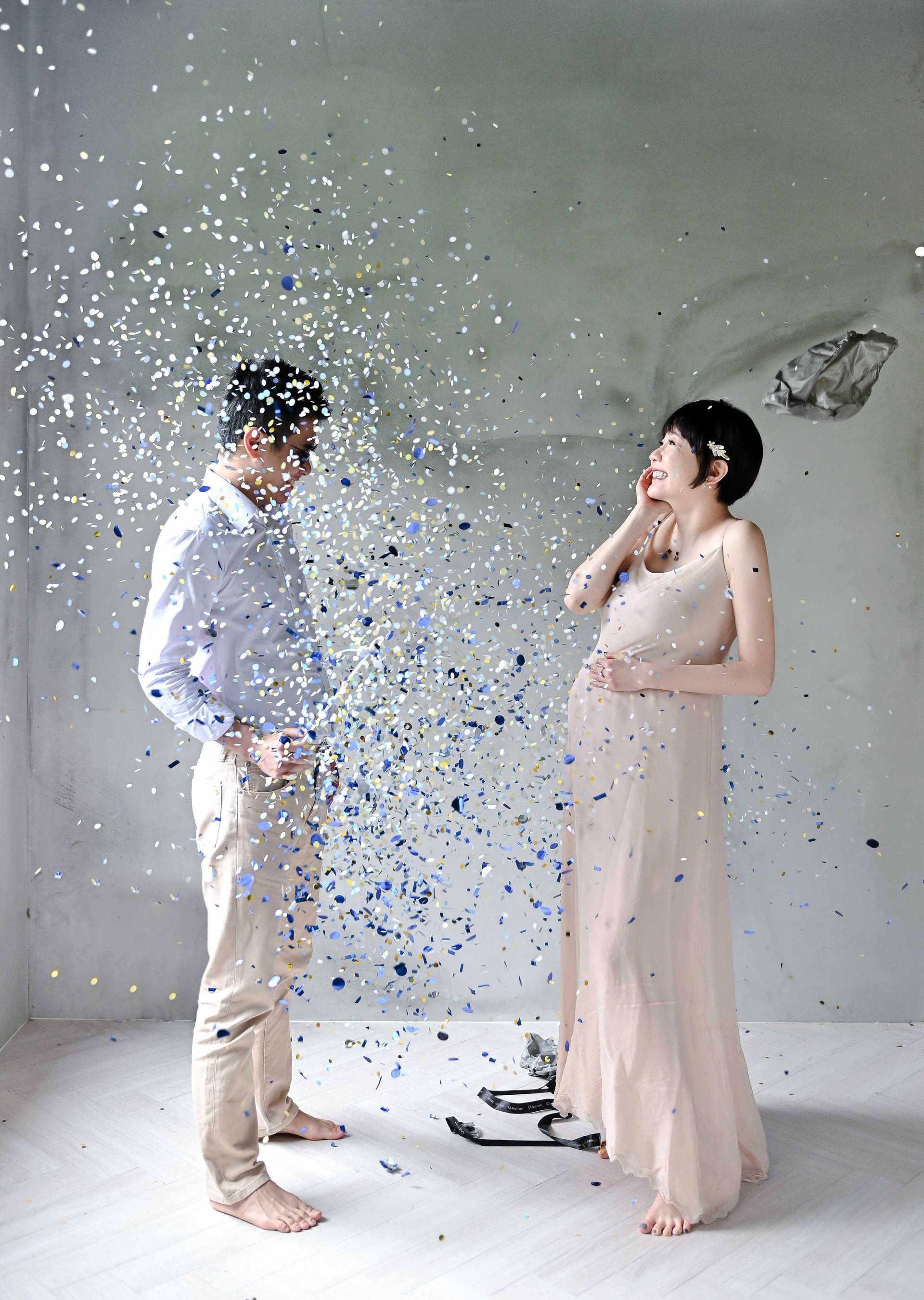 Sigrid Chien Photography琪琪小姐與喬先生 浿機孕婦寫真