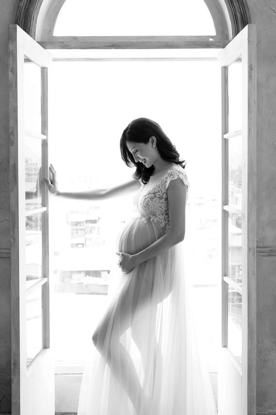 琪琪小姐孕婦寫真 Miya媽咪