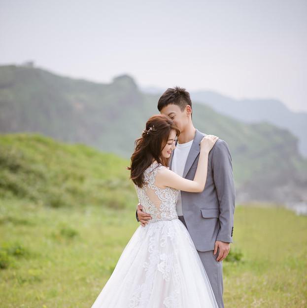 Weicheng & Chiayun 美式婚紗