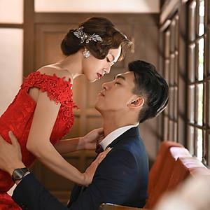 孫立人將軍官邸  Wei Chun&Jessica