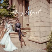舊金山海外婚紗 Gail&Davy