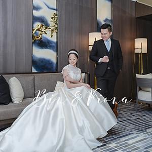 板橋凱撒大飯店 Bin&Fiona