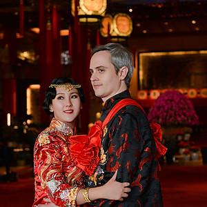 台北圓山 西班牙新人Linda & Miguel