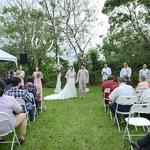 美式婚禮Wayne & Yuhsin