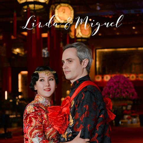 Miguel & Linda from Spain