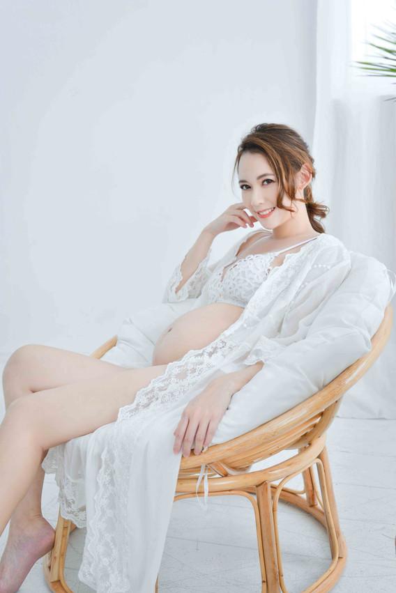 部落客 fifi飛飛 33週孕婦寫真