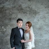 David&陳予新 明星風格婚紗