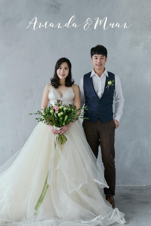 Mu-an & Amanda美式婚紗